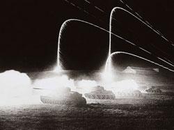 Огонь ведут танки