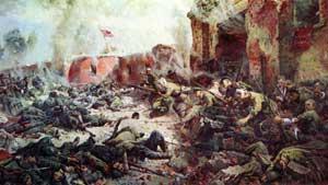 Большинство участников обороны Брестской крепости погибли