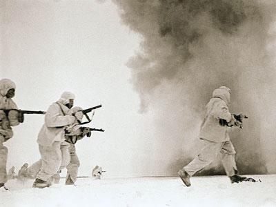 Cибиряки идут в атаку Московская область