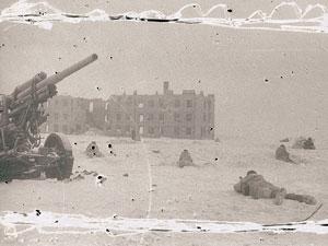 Сталинград. Бой за дом