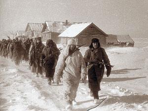 Сталинград. Пленные